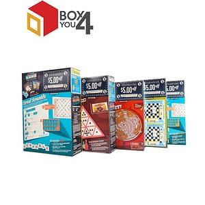 How to Print an image on a Custom Box?